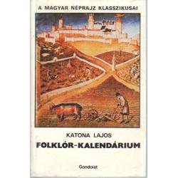 Folklór-kalendárium