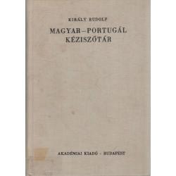 Magyar-portugál kéziszótár