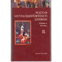 Magyar művelődéstörténeti lexikon II.