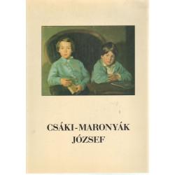 Csáki-Maronyák József
