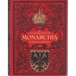 Az Osztrák-Magyar Monarchia Írásban és képben II. kötet Bécs és Alsó-Ausztria kötet
