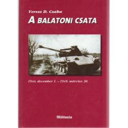 A balatoni csata 1944. december 1. - 1945. március 30.