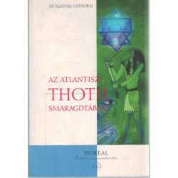 Az atlantiszi Thoth smaragdtábla