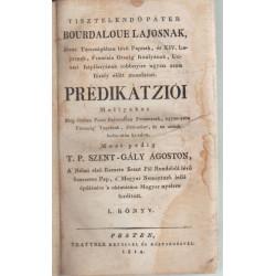 Bourdaloue Lajosnak prédikátziói