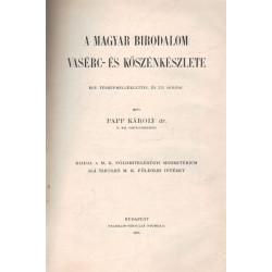 A Magyar Birodalom vasérc- és kőszénkészlete