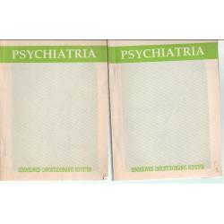 Pychiatria I-II. 1989