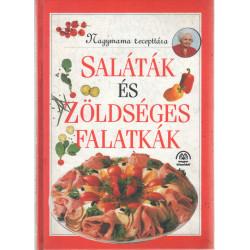 Saláták és zöldséges falatkák