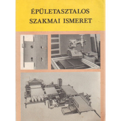 Épületasztalos szakmai ismeret