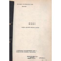 FM 302-160 S, FM 304-160 S tÍpusu asó-vevők leírása