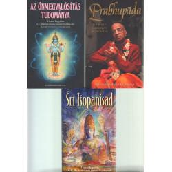 Buddhista könyvek 3 db