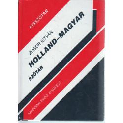Holland-magyar szótár