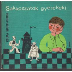Sakkozzatok gyerekek!