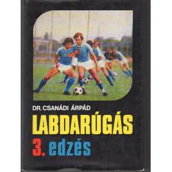 Labdarúgás 3. kötet - A labdarúgók edzése