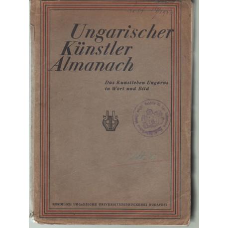 Ungarischer Kunstler Almanach