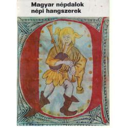 Magyar népdalok, népi hangszerek