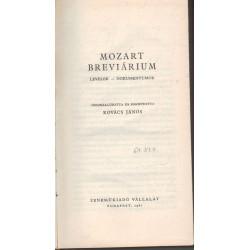 Mozart Breviárium