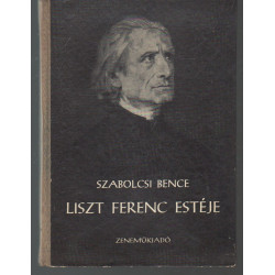 Liszt Ferenc estéje