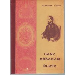 Ganz Ábrahám élete