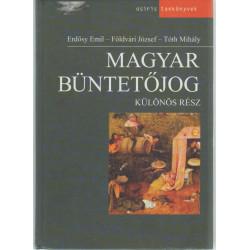 Magyar büntetőjog