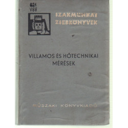 Villamos és hőtechnikai mérések