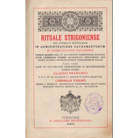 Rituale Strigoniense