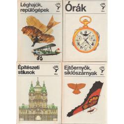 Kolibri zsebkönyvek (16 db)