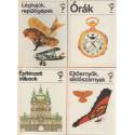 Kolibri zsebkönyvek (13 db)
