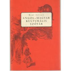 Angol-magyar kulturális szótár