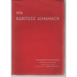 Karitász Almanach 1938.
