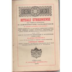 Rituale Strigoniense 1907